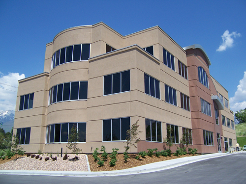 Picture of the outside of the UCAOR office